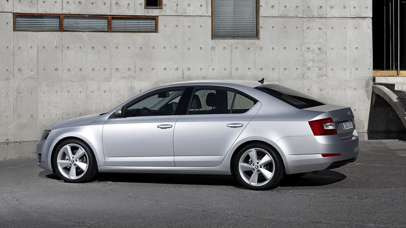 skoda octavia iii 2013 wallpaper #3