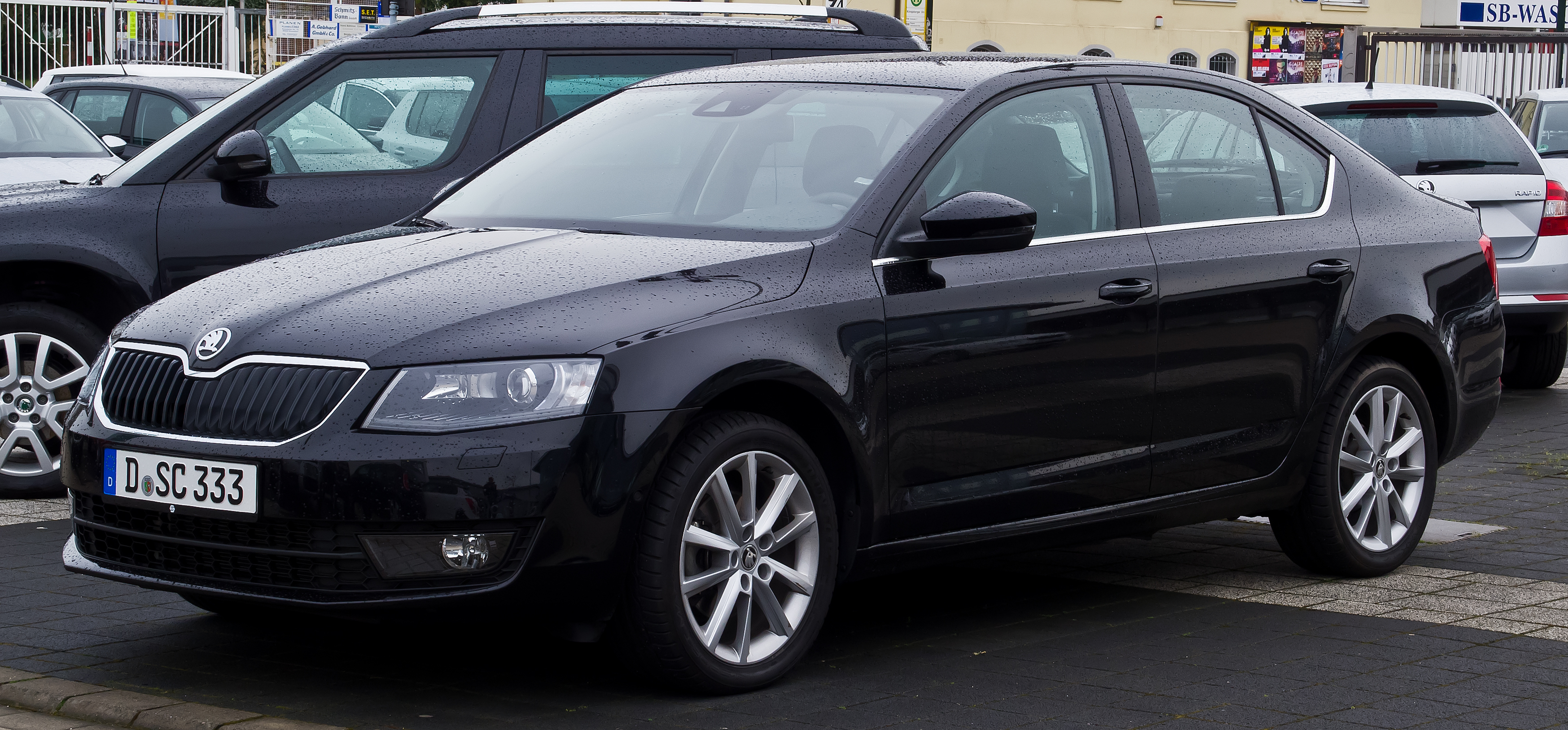 2014 skoda octavia iii pictures information and specs. Black Bedroom Furniture Sets. Home Design Ideas