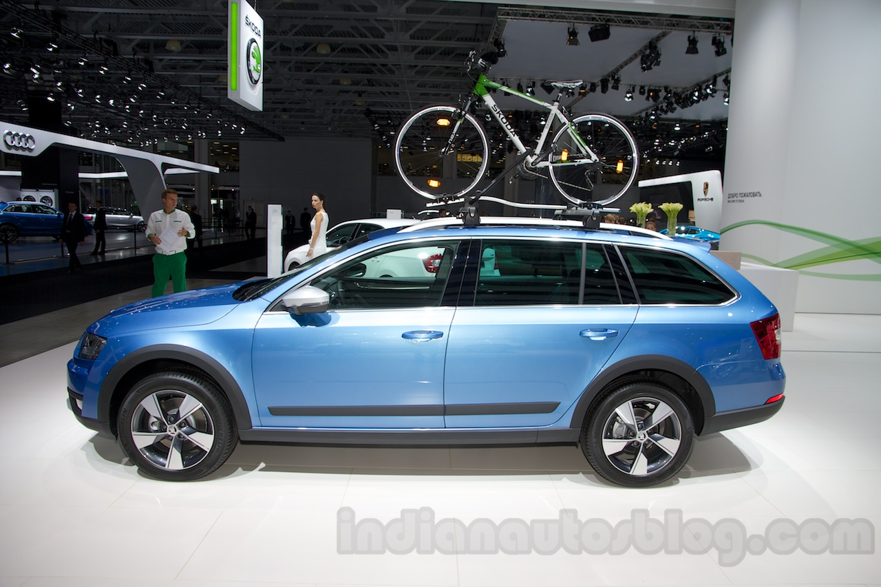 2015 skoda octavia scout pictures information and specs auto. Black Bedroom Furniture Sets. Home Design Ideas