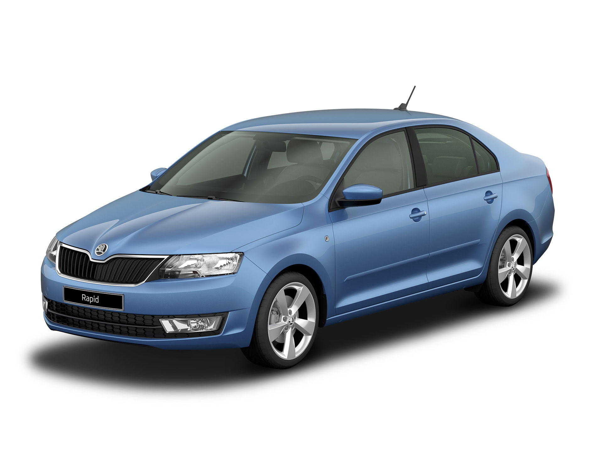 skoda rapid seriess