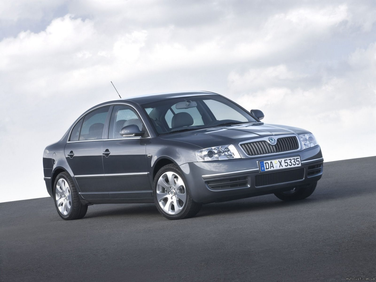 2007 skoda superb pictures information and specs auto. Black Bedroom Furniture Sets. Home Design Ideas