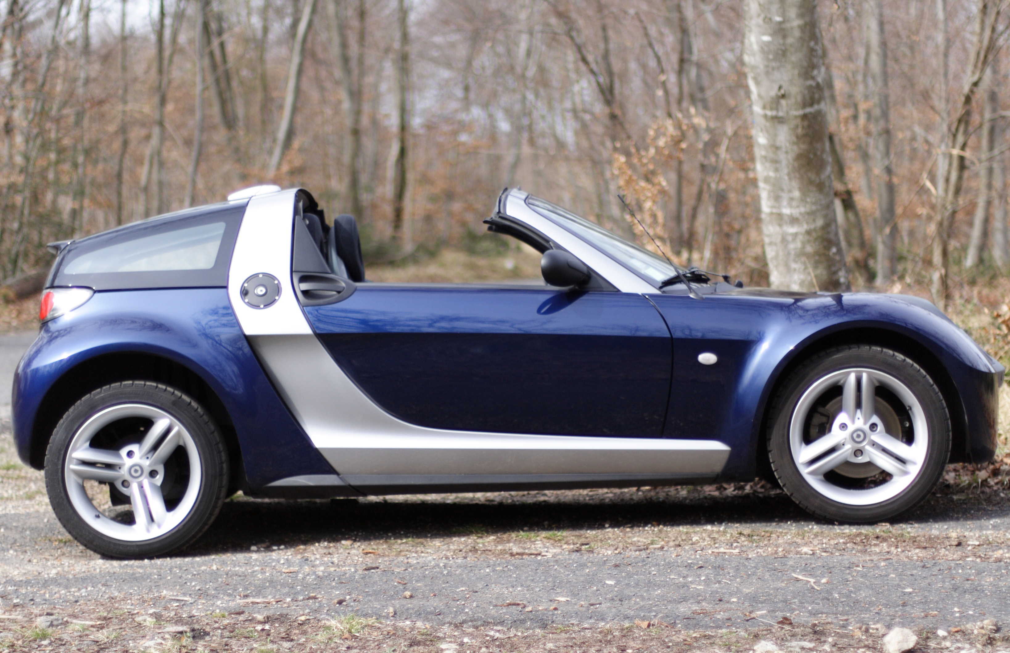 Honda S2000 Specs >> 2004 Smart Roadster – pictures, information and specs - Auto-Database.com