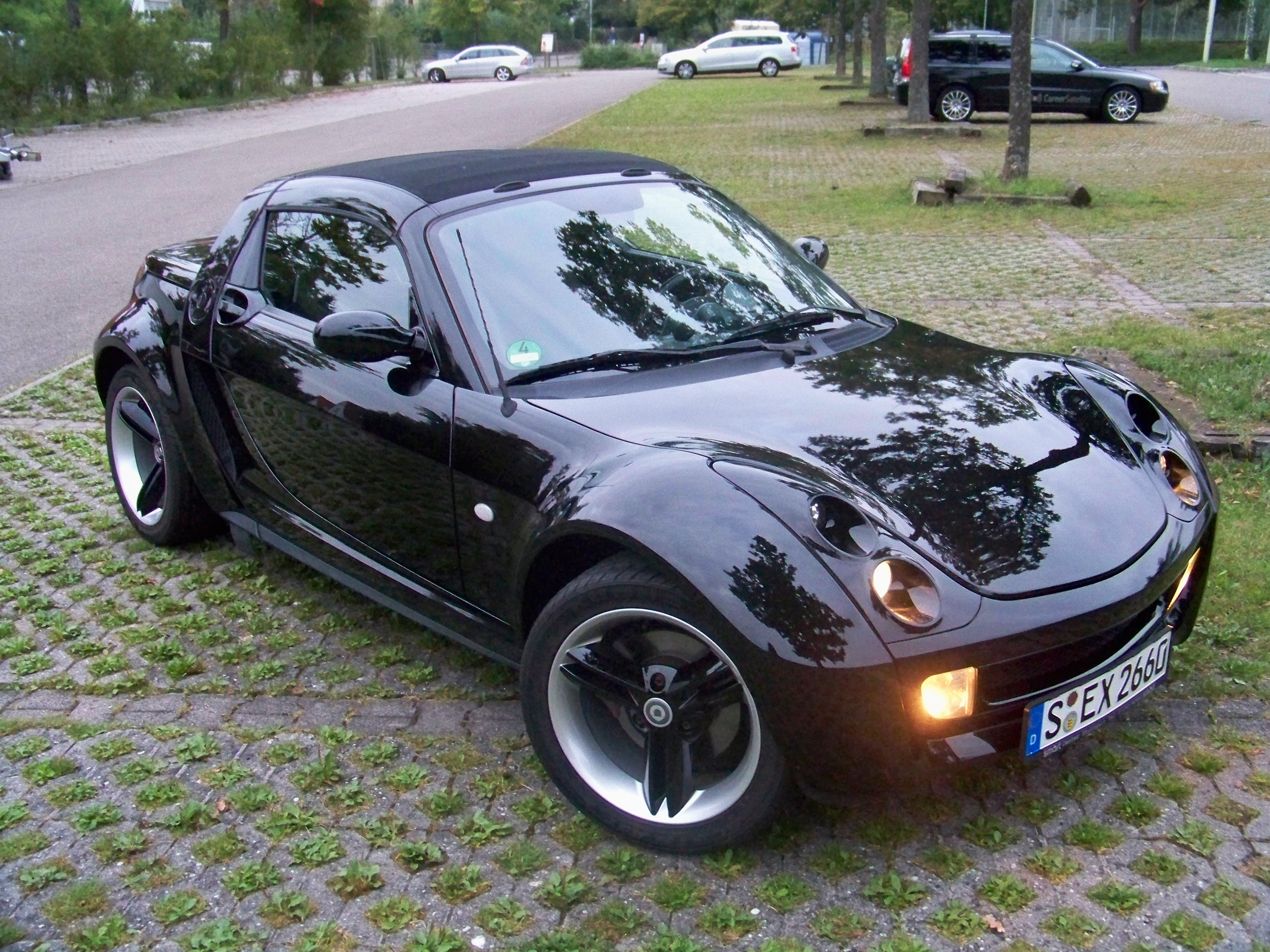 2004 Smart Roadster   pictures, information and specs - Auto