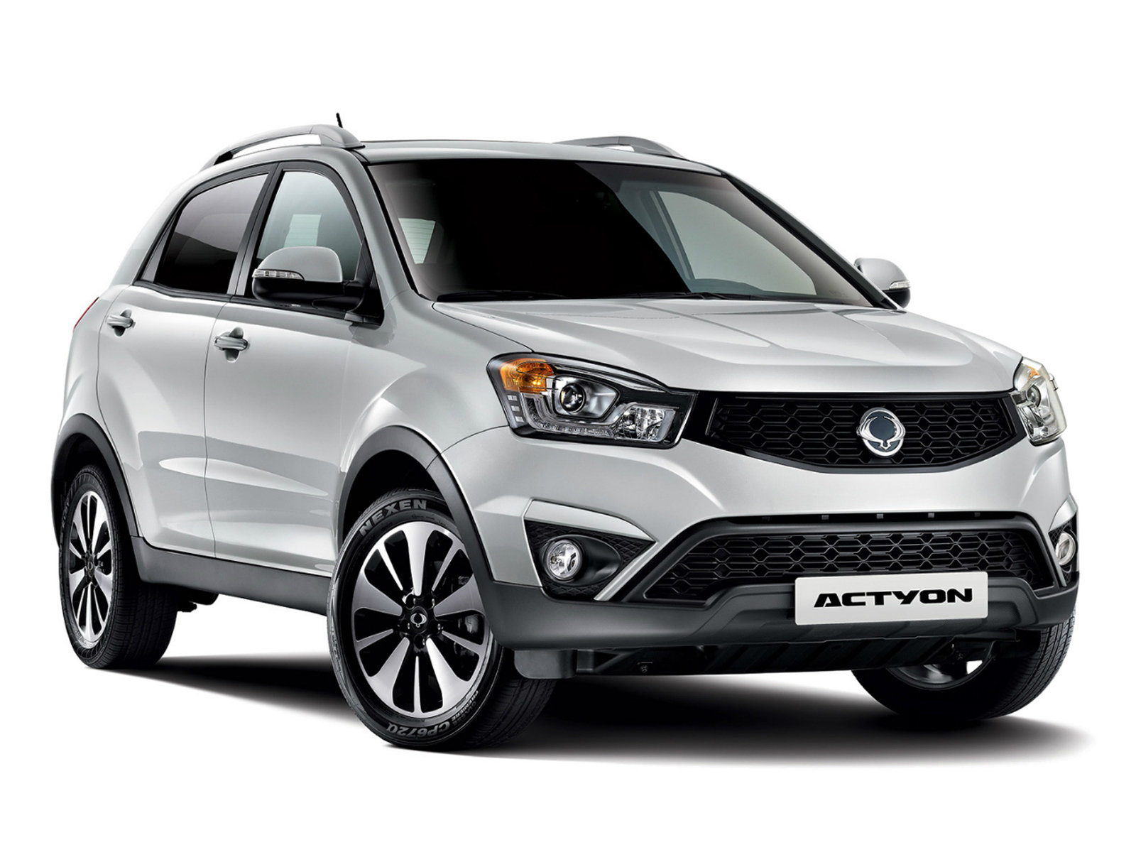 ssangyong actyon pics