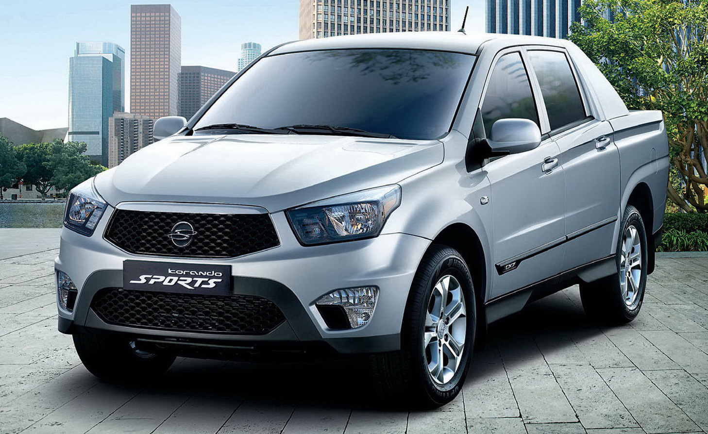 ssangyong actyon sports 2012 models