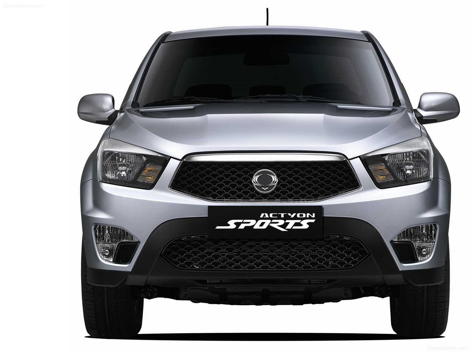 ssangyong actyon sports 2012 wallpaper