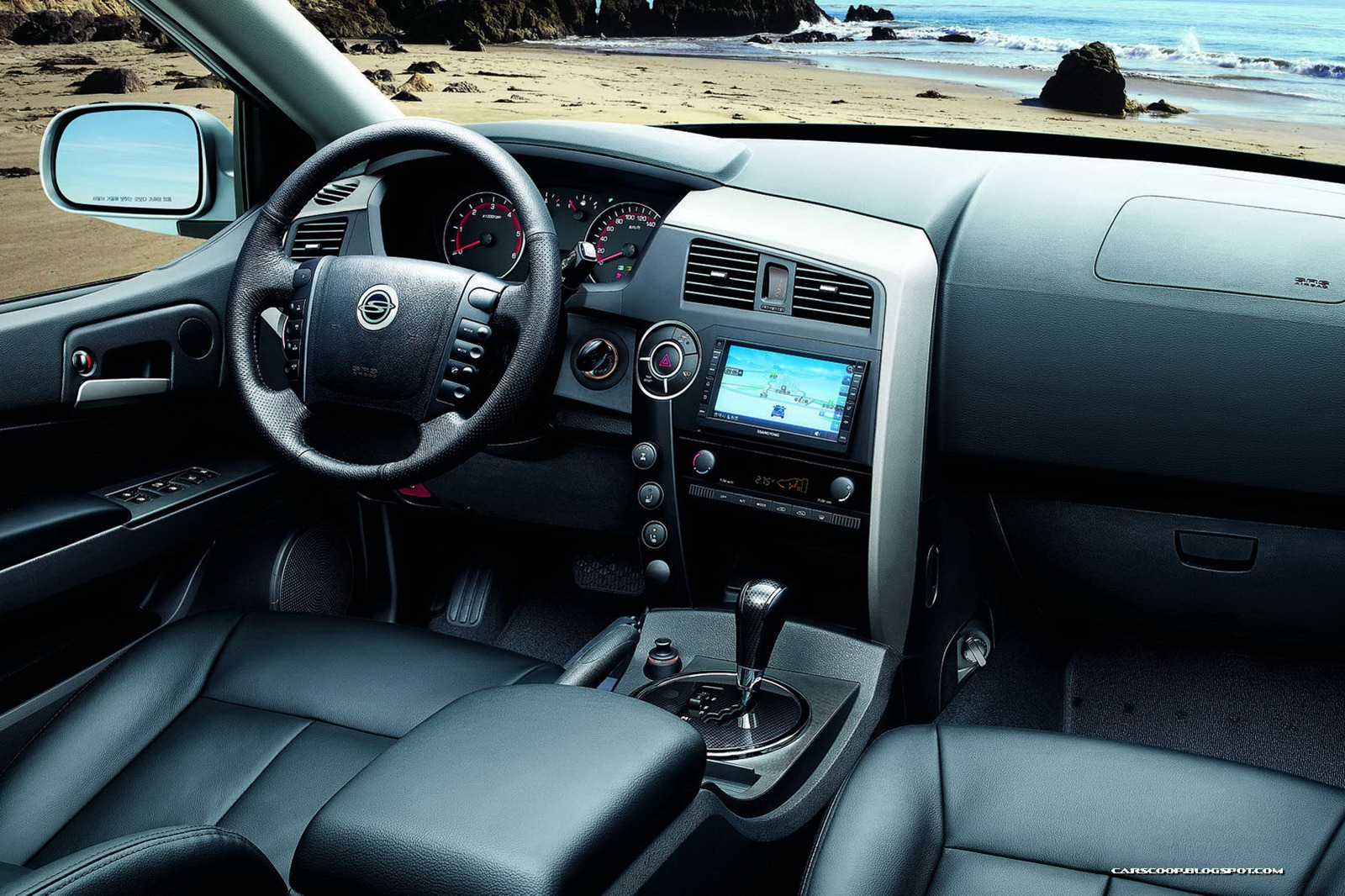 ssangyong actyon sports 2013 wallpaper