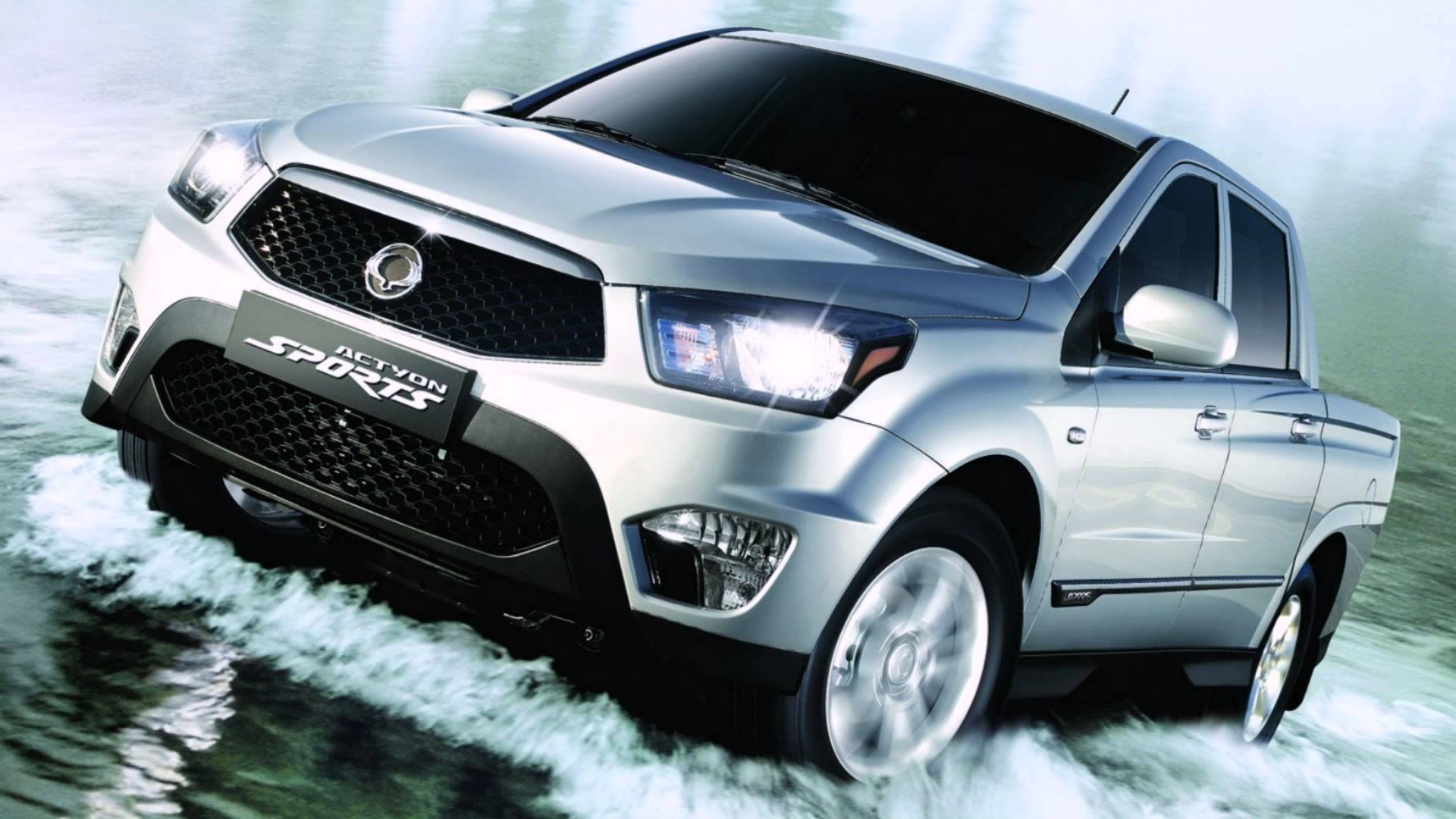 ssangyong actyon sports 2015 images
