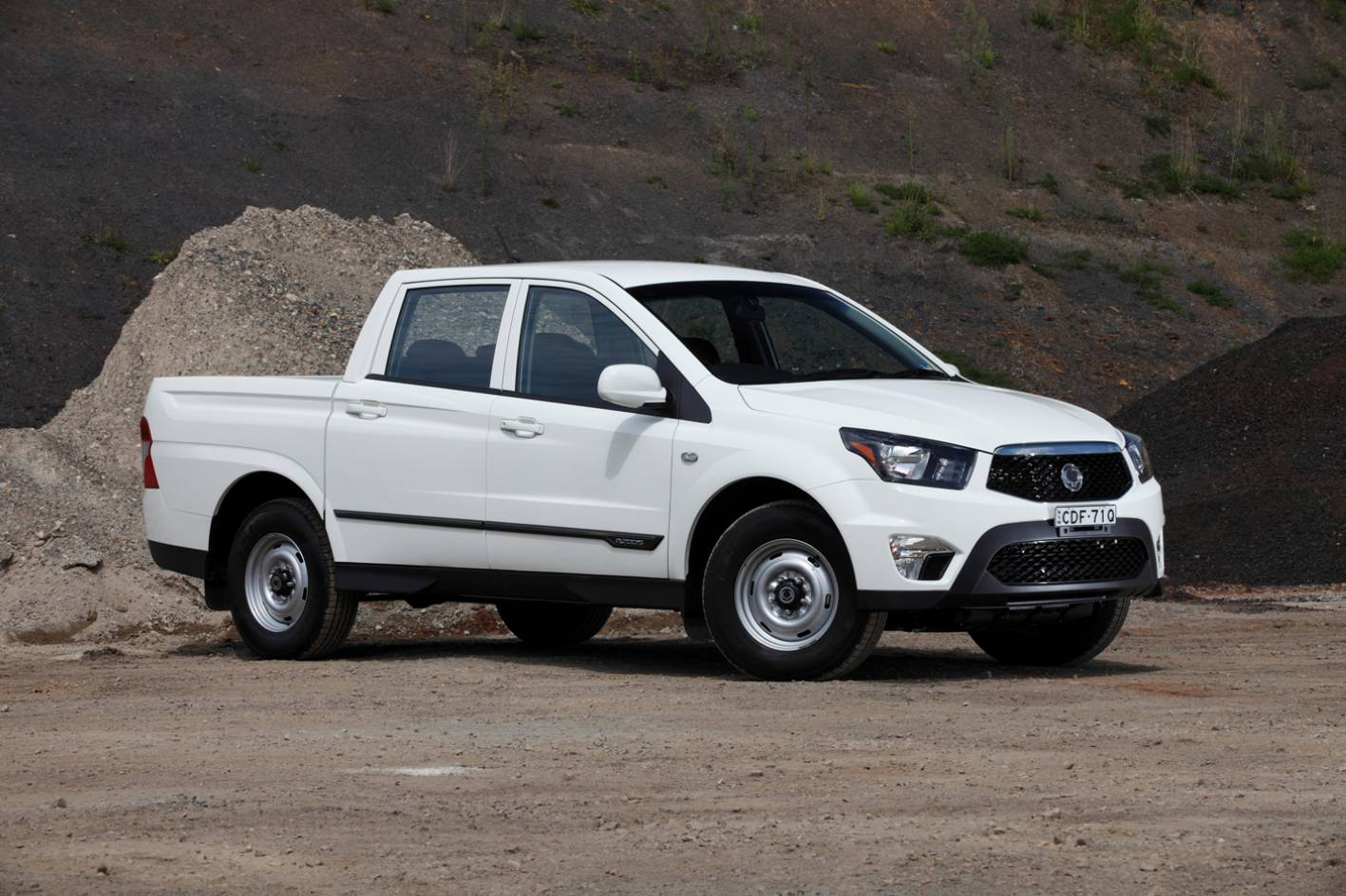 Comparatif SsangYong Actyon Sports