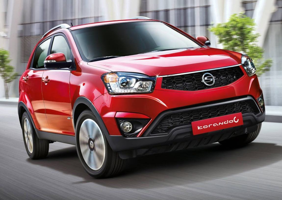 ssangyong korando wallpaper #7