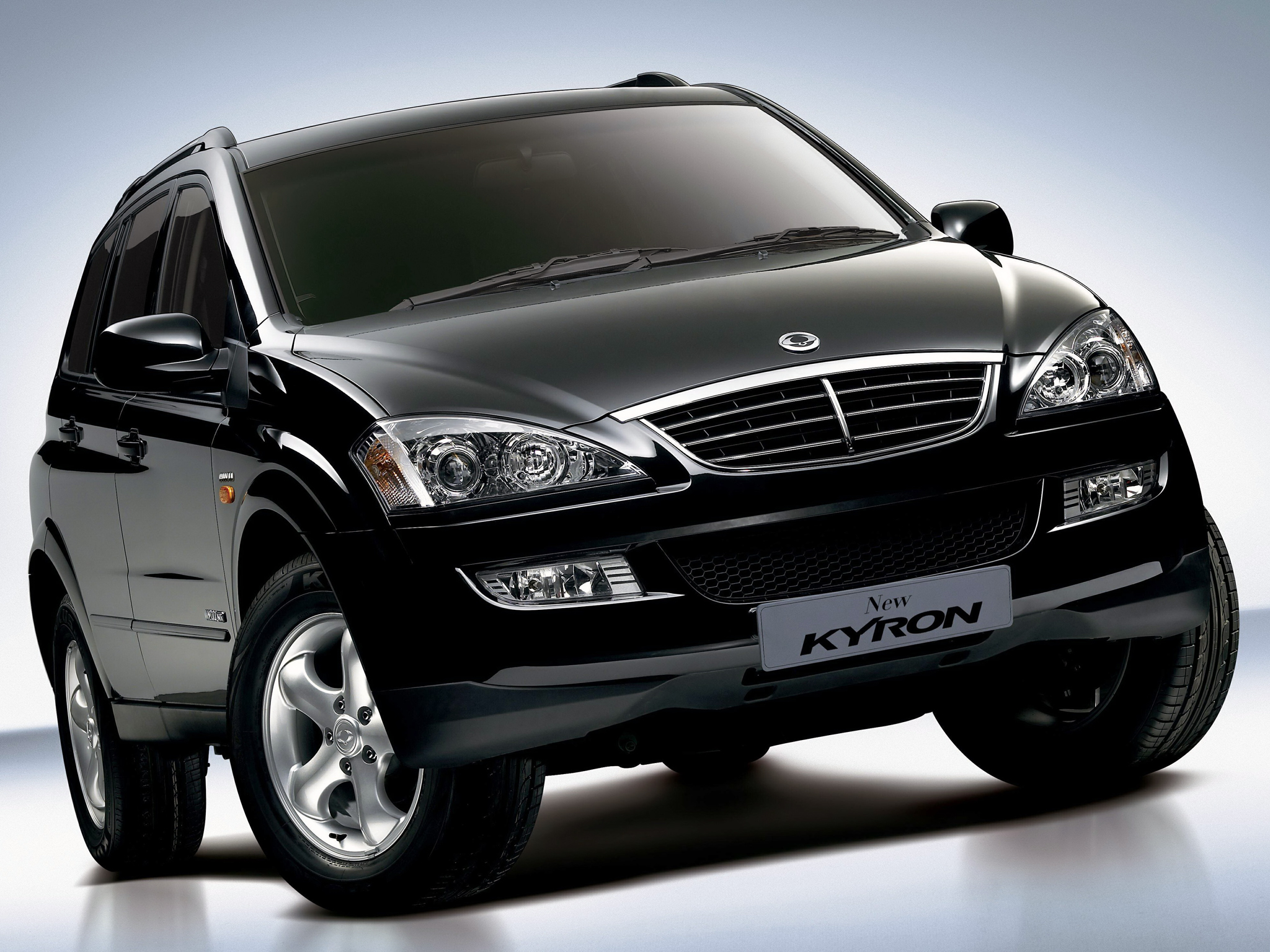 ssangyong kyron 2005 pictures #2