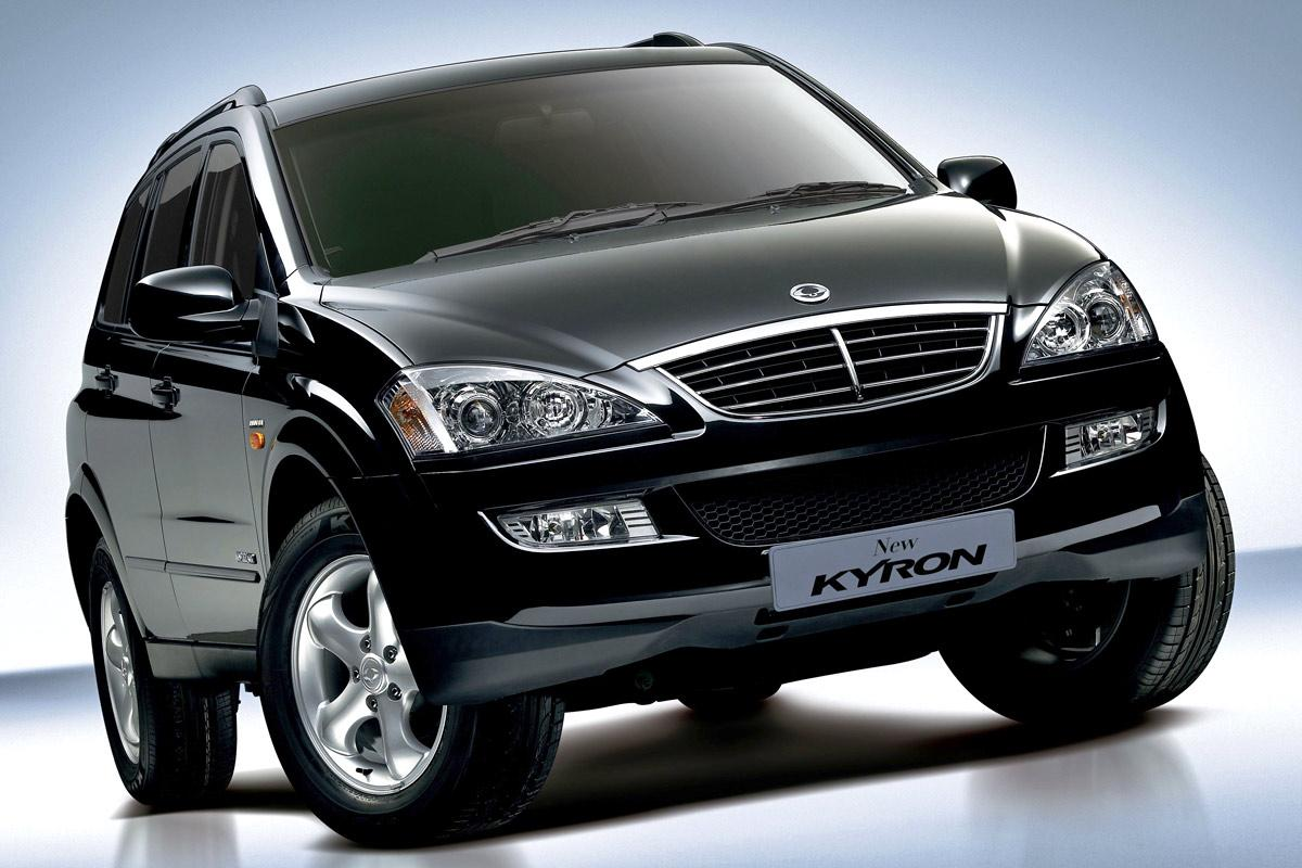 ssangyong kyron ii 2009 images #7