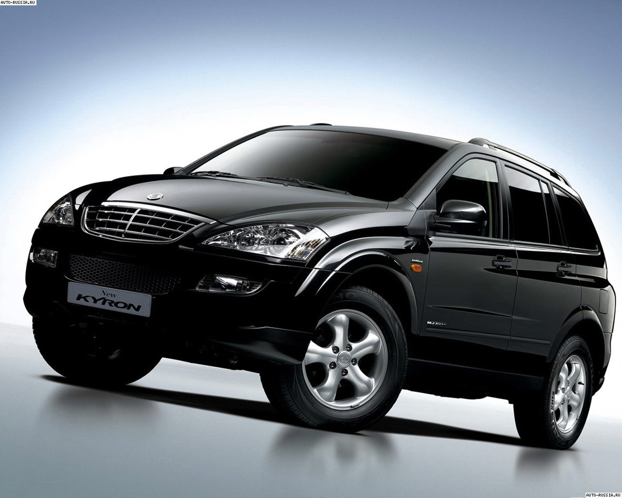 ssangyong kyron ii 2012 images #2