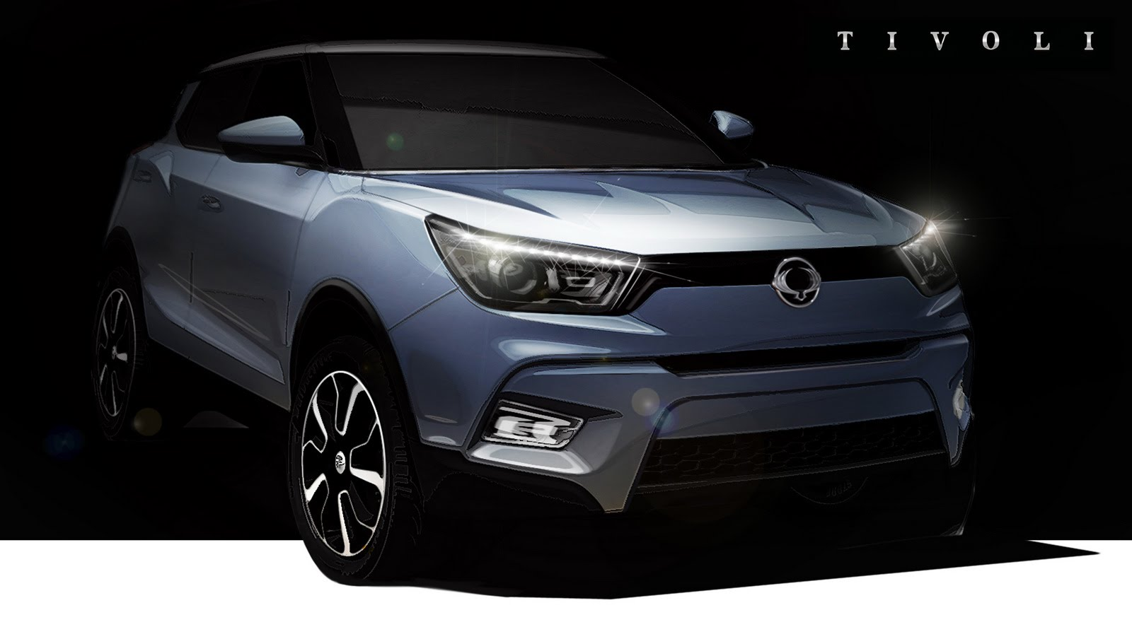 ssangyong kyron ii 2016 images #6