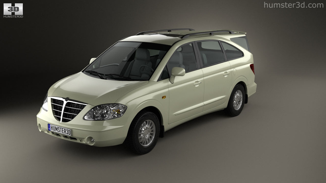 ssangyong rodius 2007 pictures #15