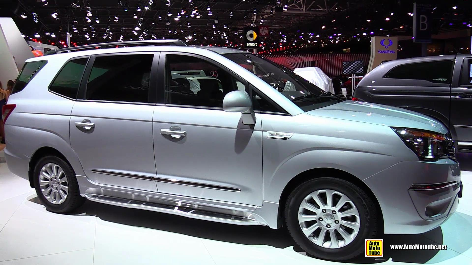 2015 Ssangyong Rodius Pictures Information And Specs Auto