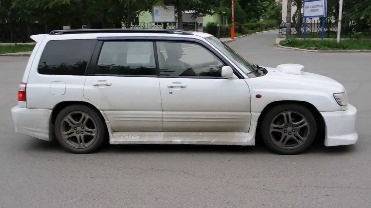 2000 Subaru Forester Pictures Information And Specs