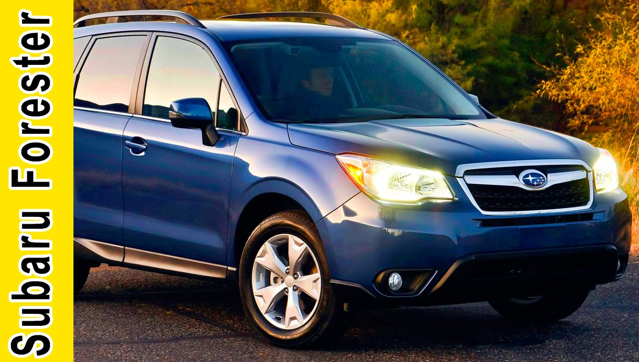 Subaru 2015 subaru forester specs : 2015 Subaru Forester iv – pictures, information and specs - Auto ...