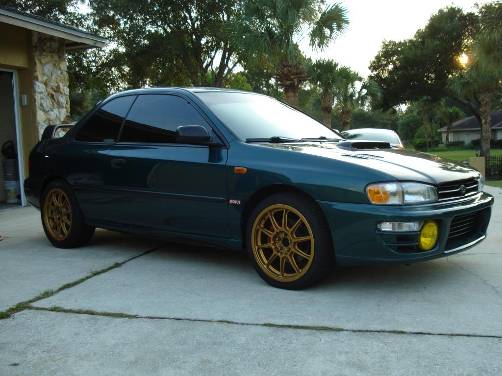 1997 Subaru Impreza Coupe Pictures Information And Specs Auto Database Com
