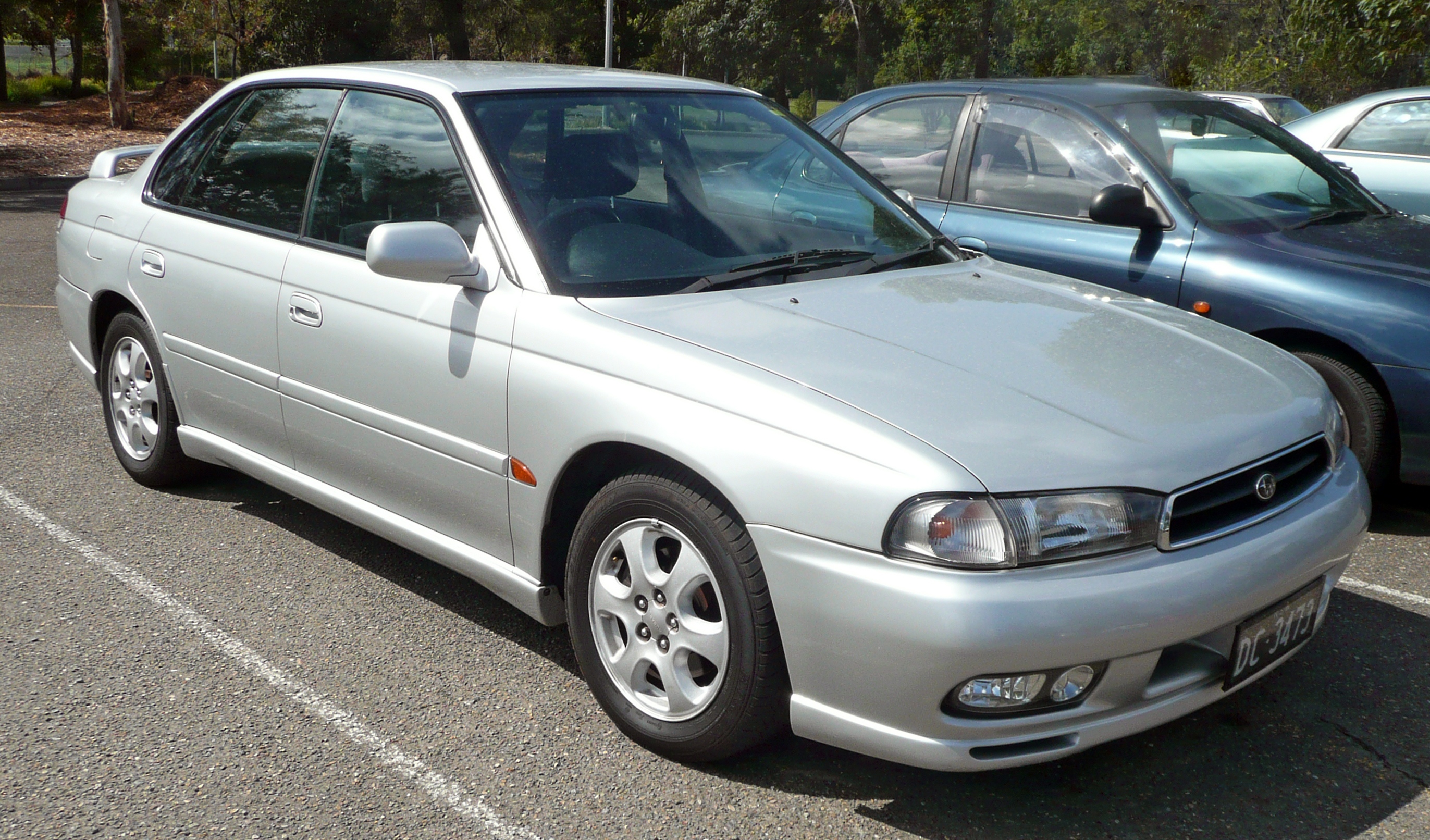 1999 Subaru Legacy 3 Pictures Information And Specs