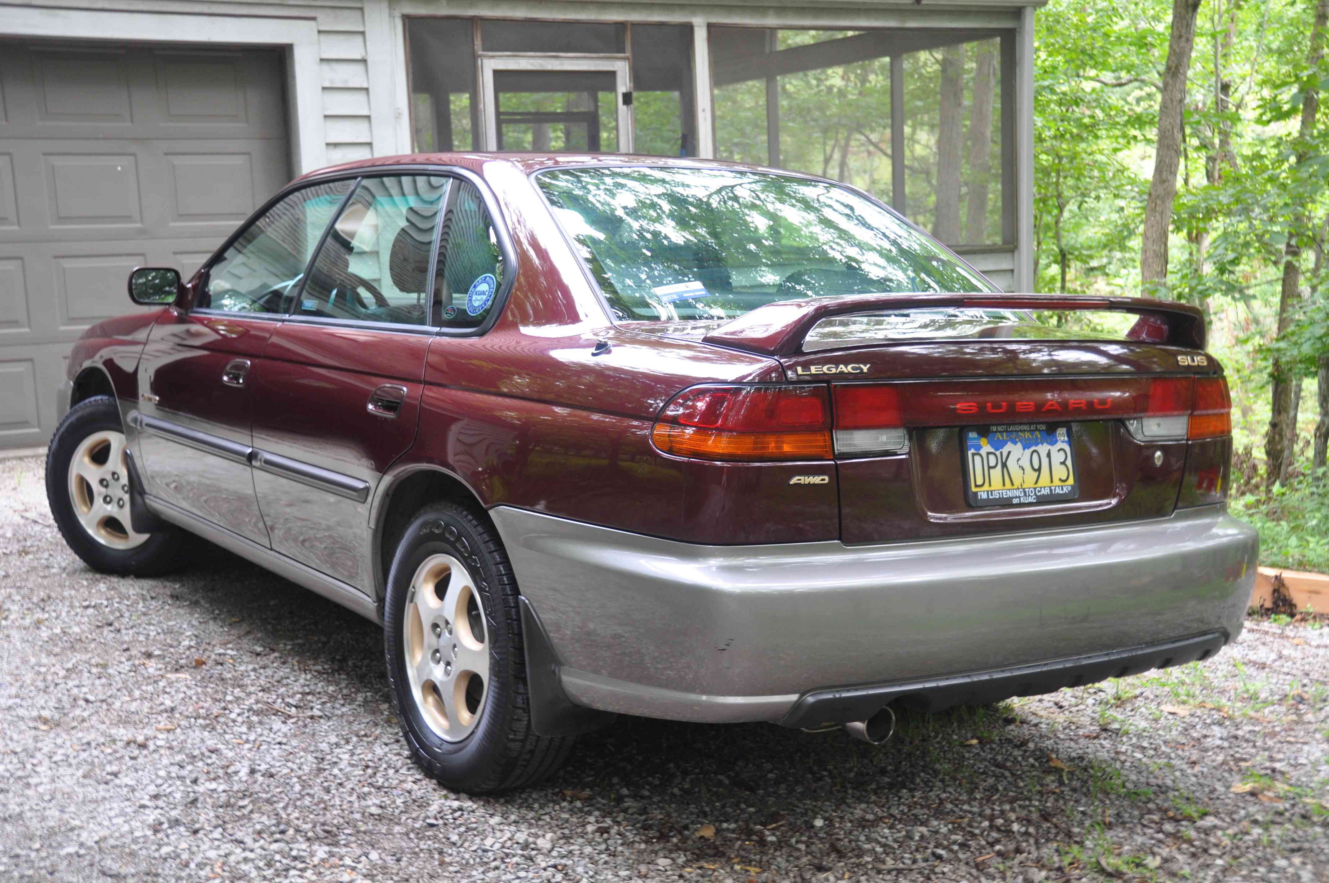 1999 Subaru Legacy Outback Limited >> 1999 Subaru Legacy 3 – pictures, information and specs - Auto-Database.com