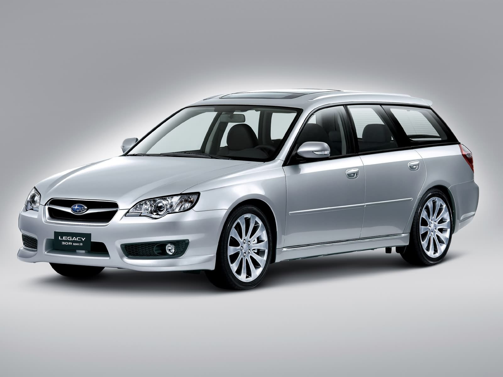 subaru legacy iv 2006 wallpaper #4