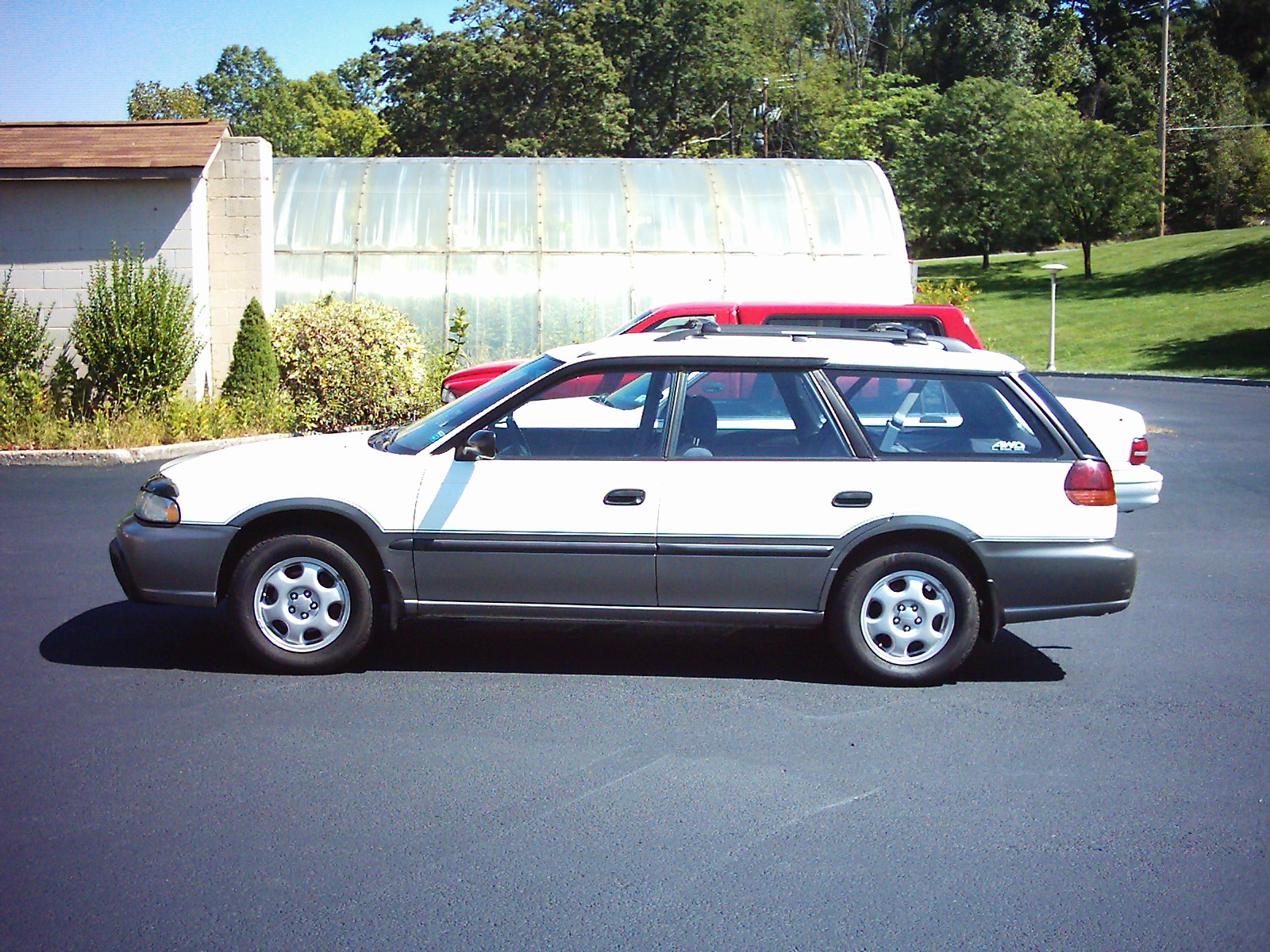 1997 subaru legacy outback pictures information and specs auto. Black Bedroom Furniture Sets. Home Design Ideas