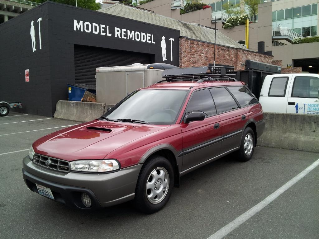 1998 Subaru Legacy Outback Pictures Information And Specs Auto Limited Images 12