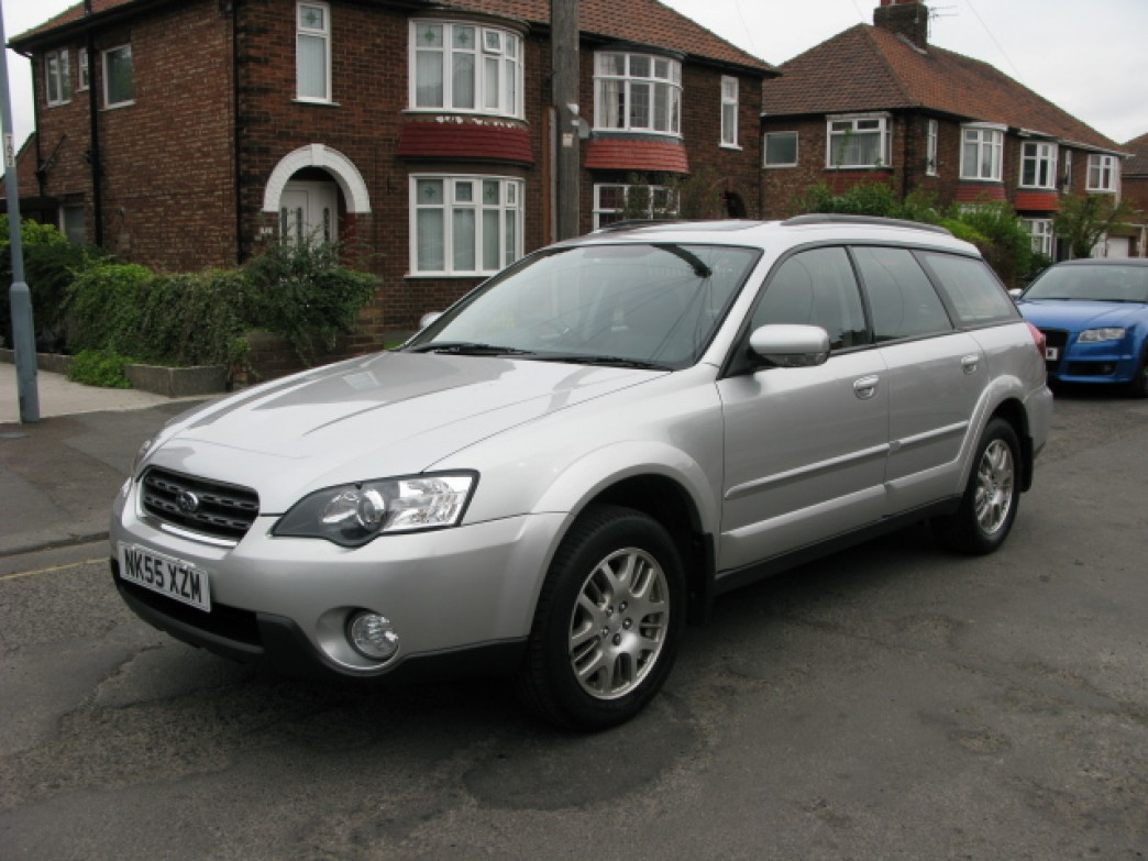 2005 subaru legacy outback iii pictures information and specs auto. Black Bedroom Furniture Sets. Home Design Ideas