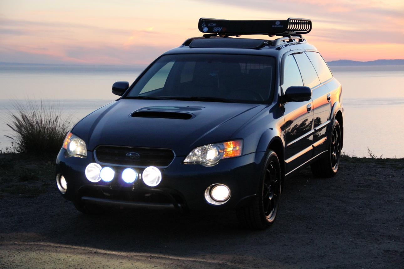 2005 Subaru Legacy outback iii – pictures, information and ...