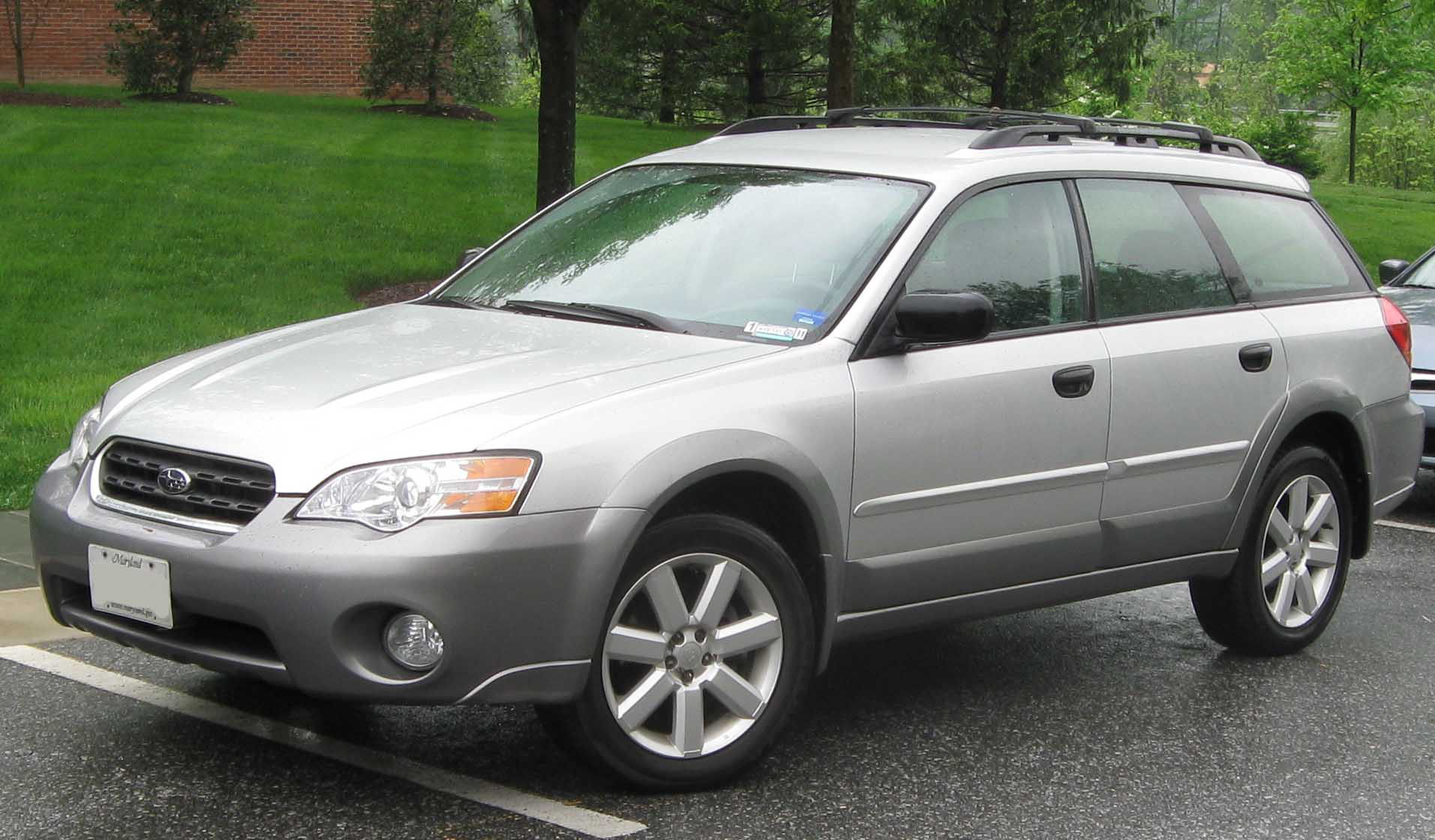 2006 subaru legacy outback iii pictures information and. Black Bedroom Furniture Sets. Home Design Ideas