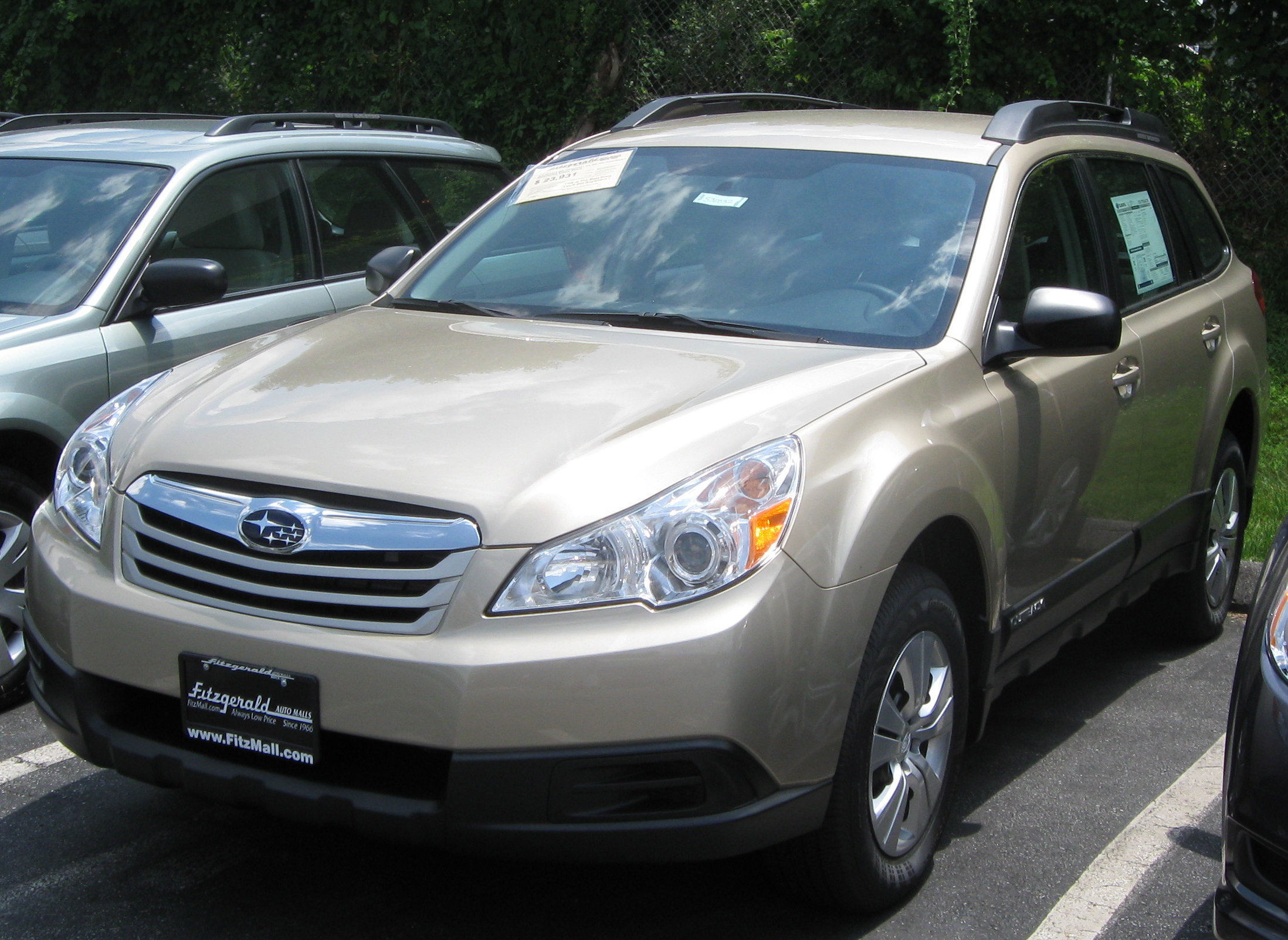 2010 subaru legacy outback iv pictures information and specs auto. Black Bedroom Furniture Sets. Home Design Ideas