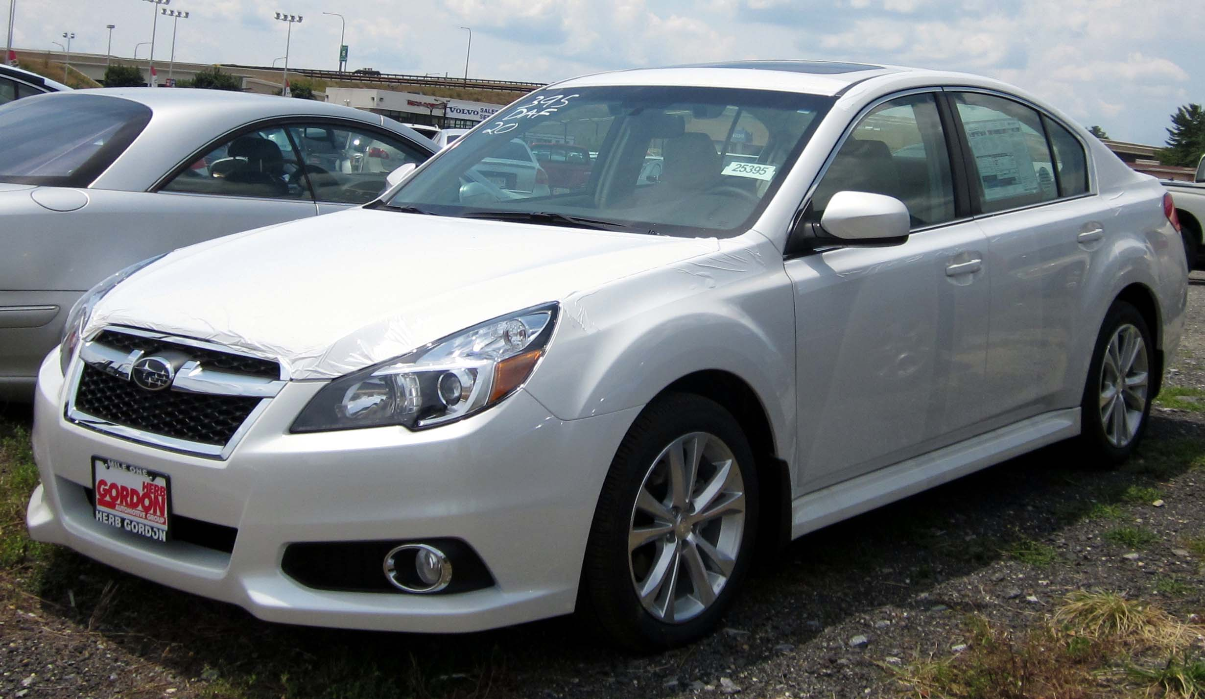 subaru legacy outback iv 2012 pictures #2