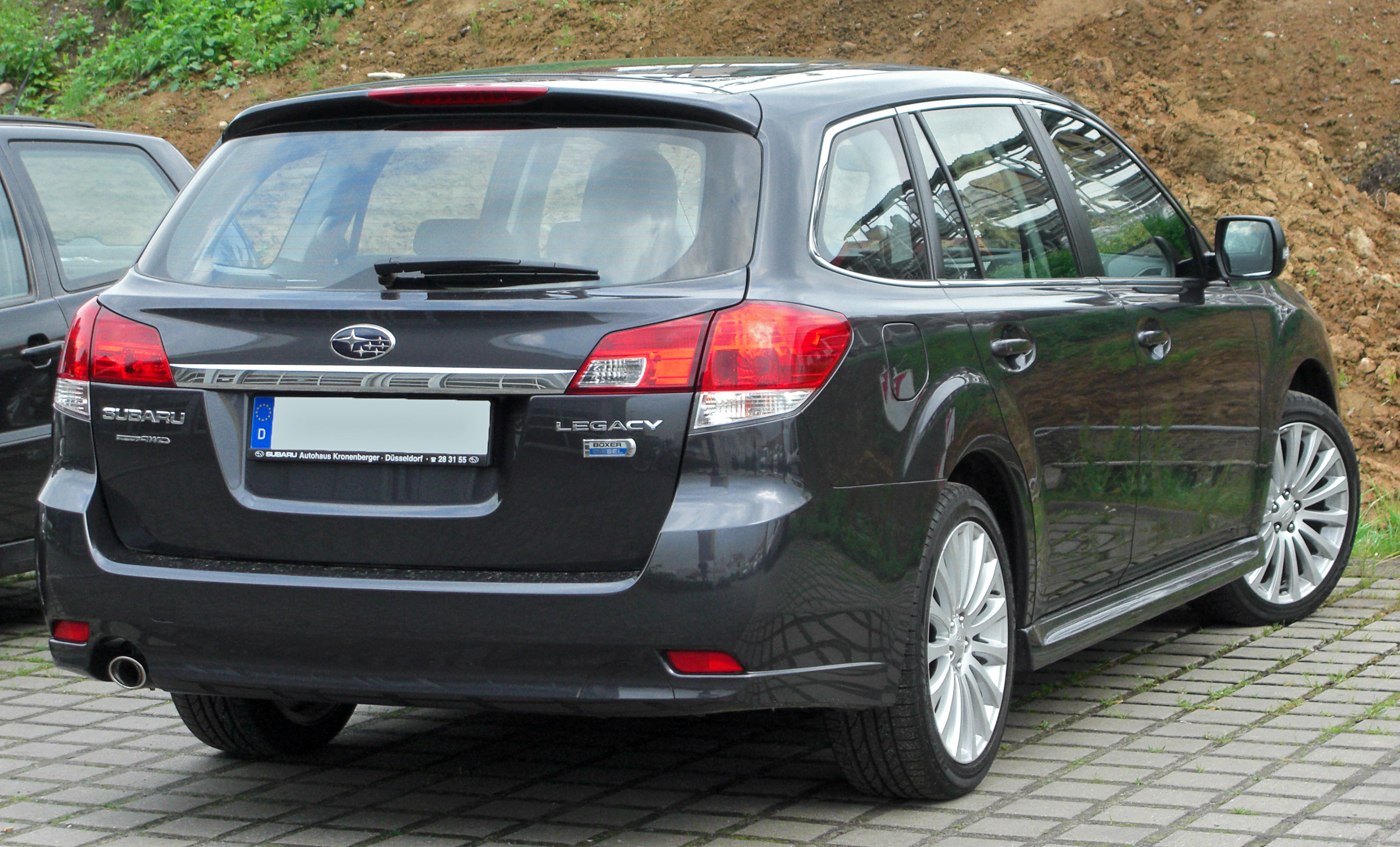 2011 Subaru Legacy V Pictures Information And Specs