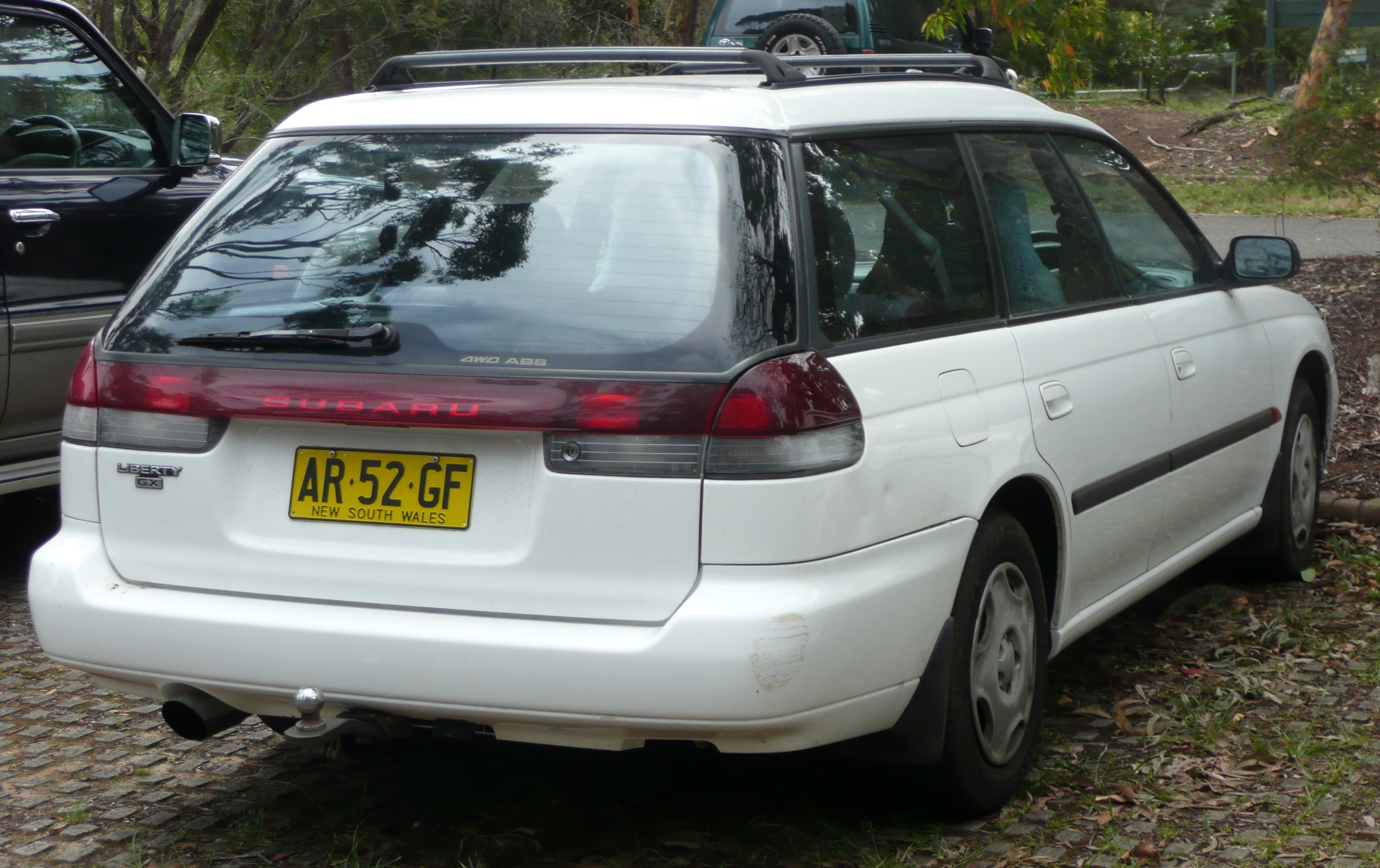 1998 Subaru Legacy Outback Wagon Awd Pictures Information And Specs Auto 2985x1878
