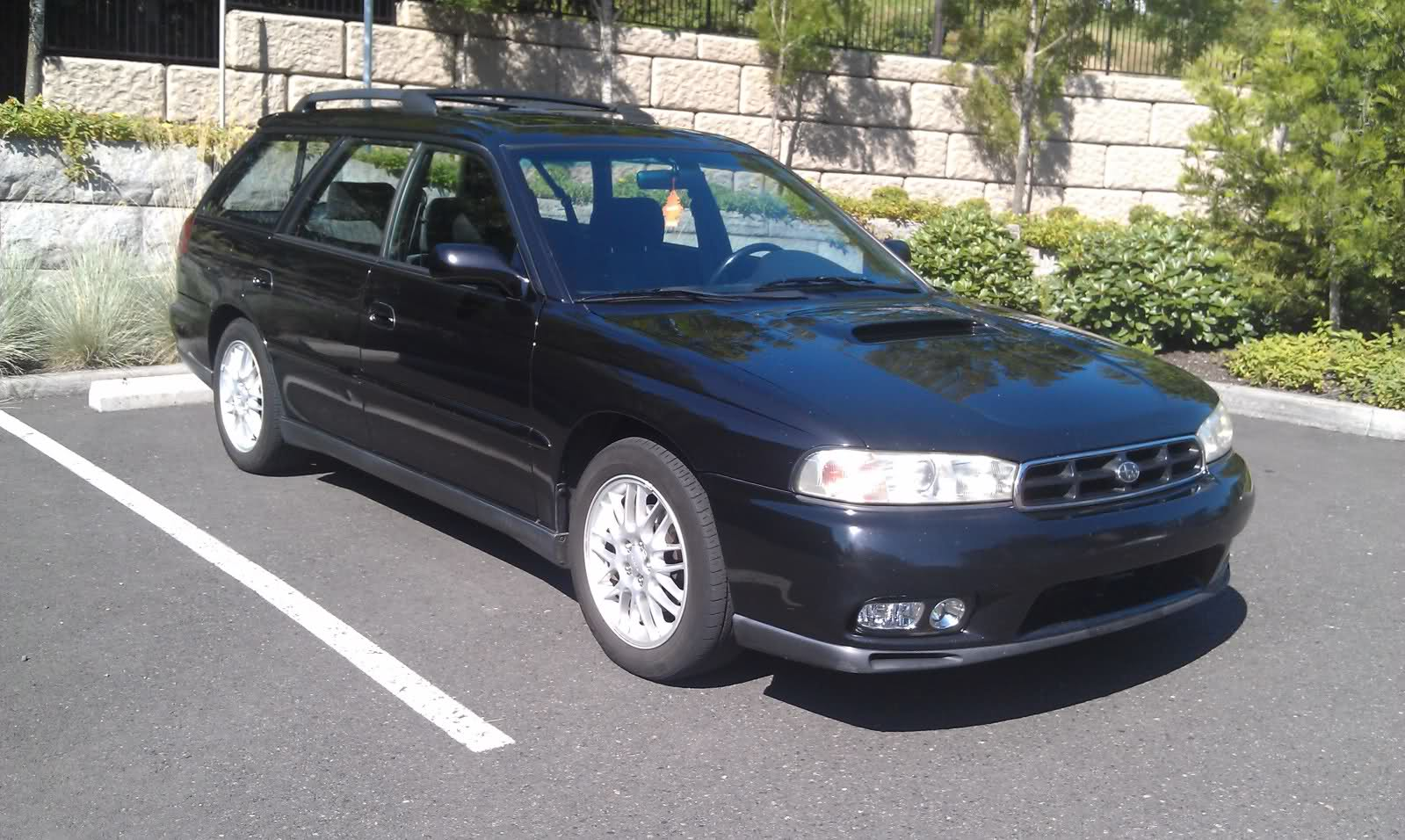 1998 Subaru Legacy Wagon 3 Pictures Information And Specs Auto Outback 8