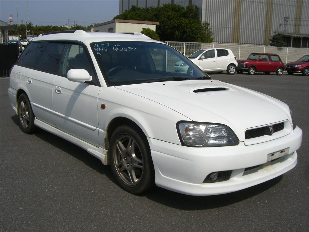 2001 Subaru Legacy Wagon 3 Pictures Information And Specs Auto 2000