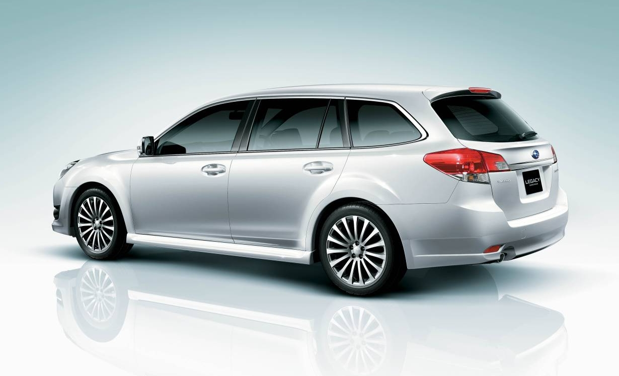 subaru legacy wagon v 2010 wallpaper #4