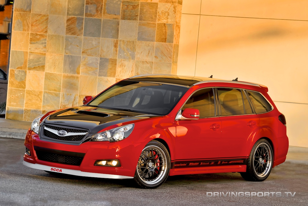 subaru legacy wagon v 2010 wallpaper #12