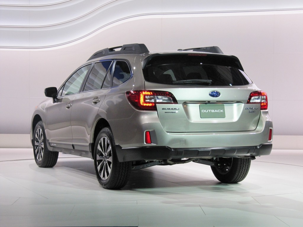 2015 Subaru Tribeca Pictures Information And Specs Auto