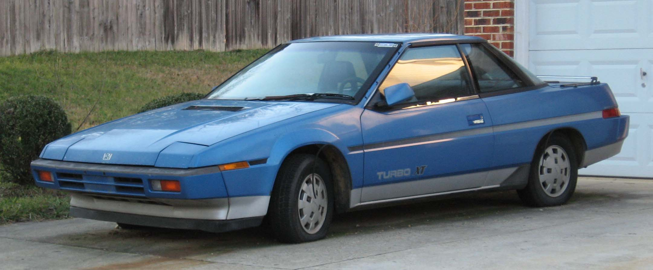 Good Subaru Xt Coupe 1993 #6