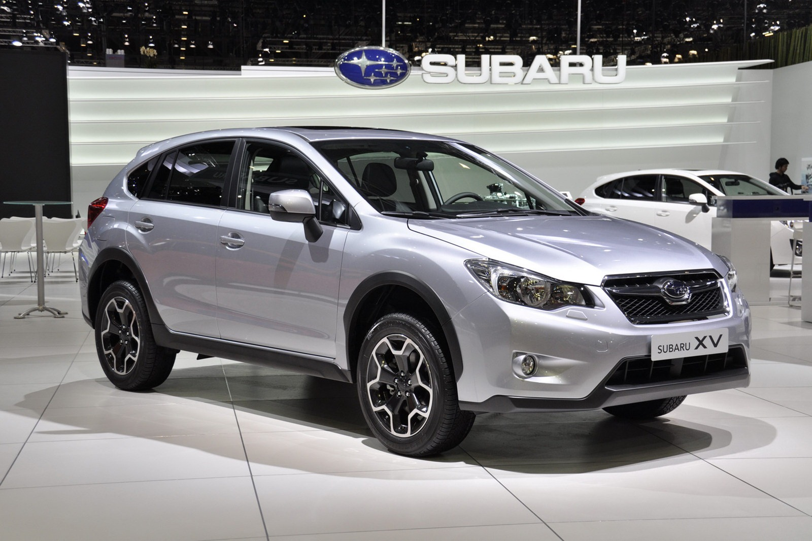 2012 subaru xv pictures information and specs auto. Black Bedroom Furniture Sets. Home Design Ideas