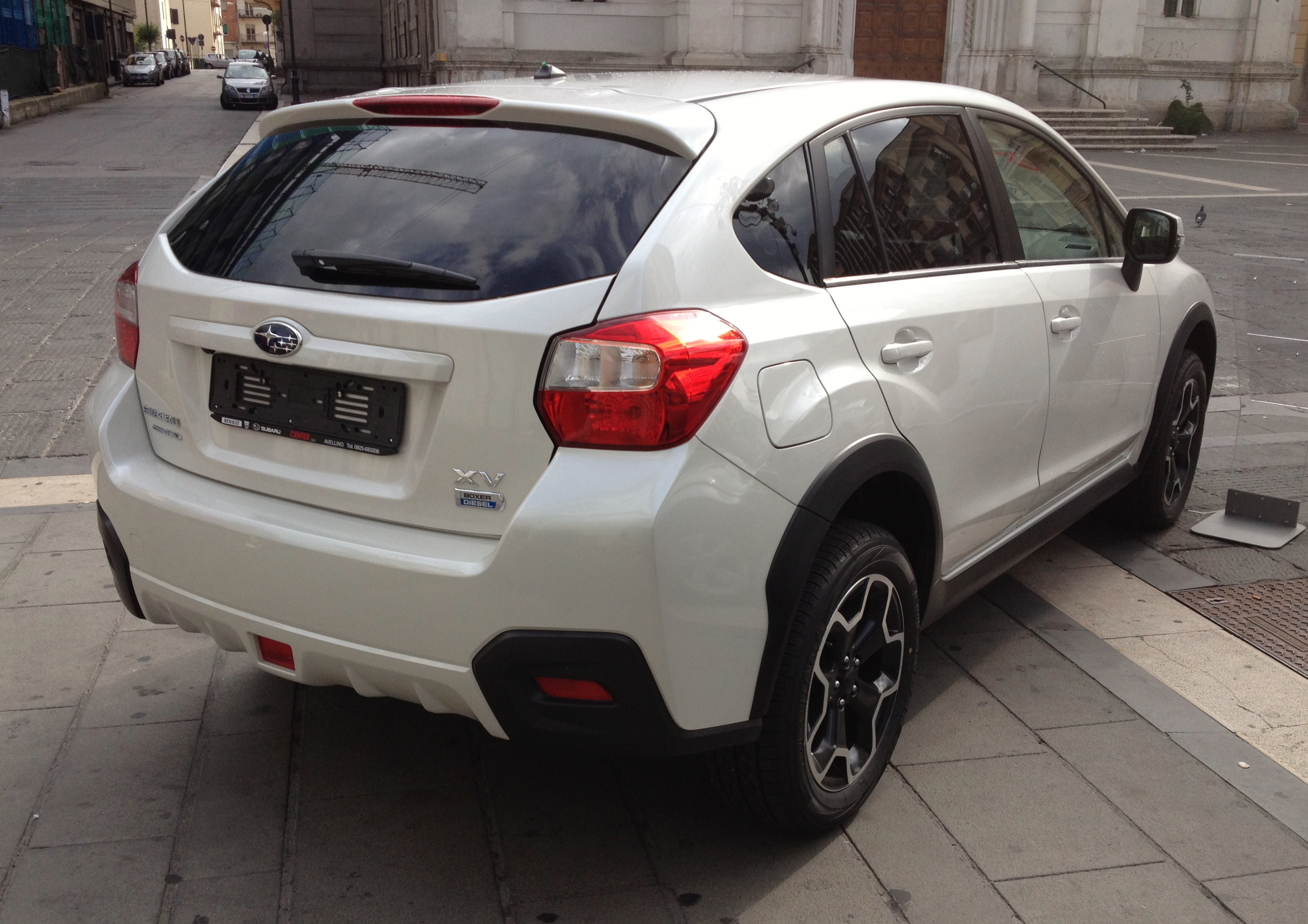 Subaru Xv – pictures, information and specs - Auto ...