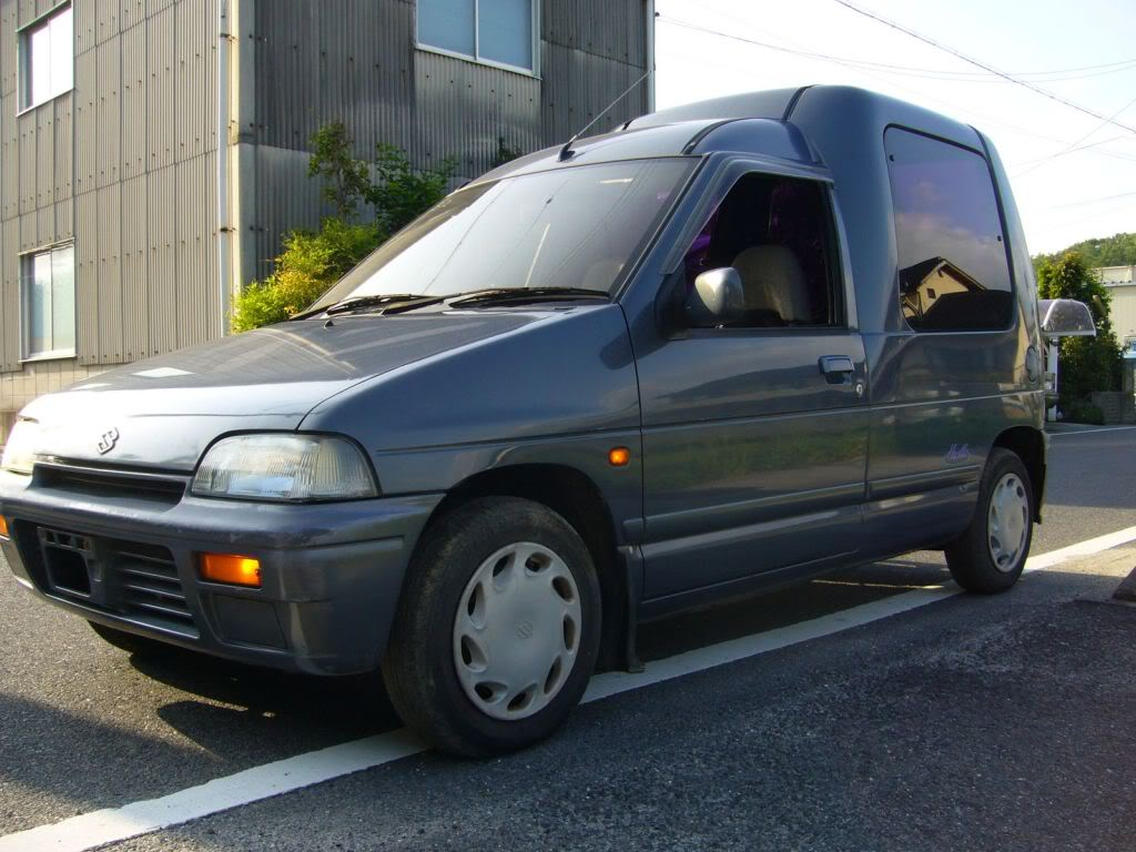 1992 suzuki alto ii ec pictures information and specs auto. Black Bedroom Furniture Sets. Home Design Ideas