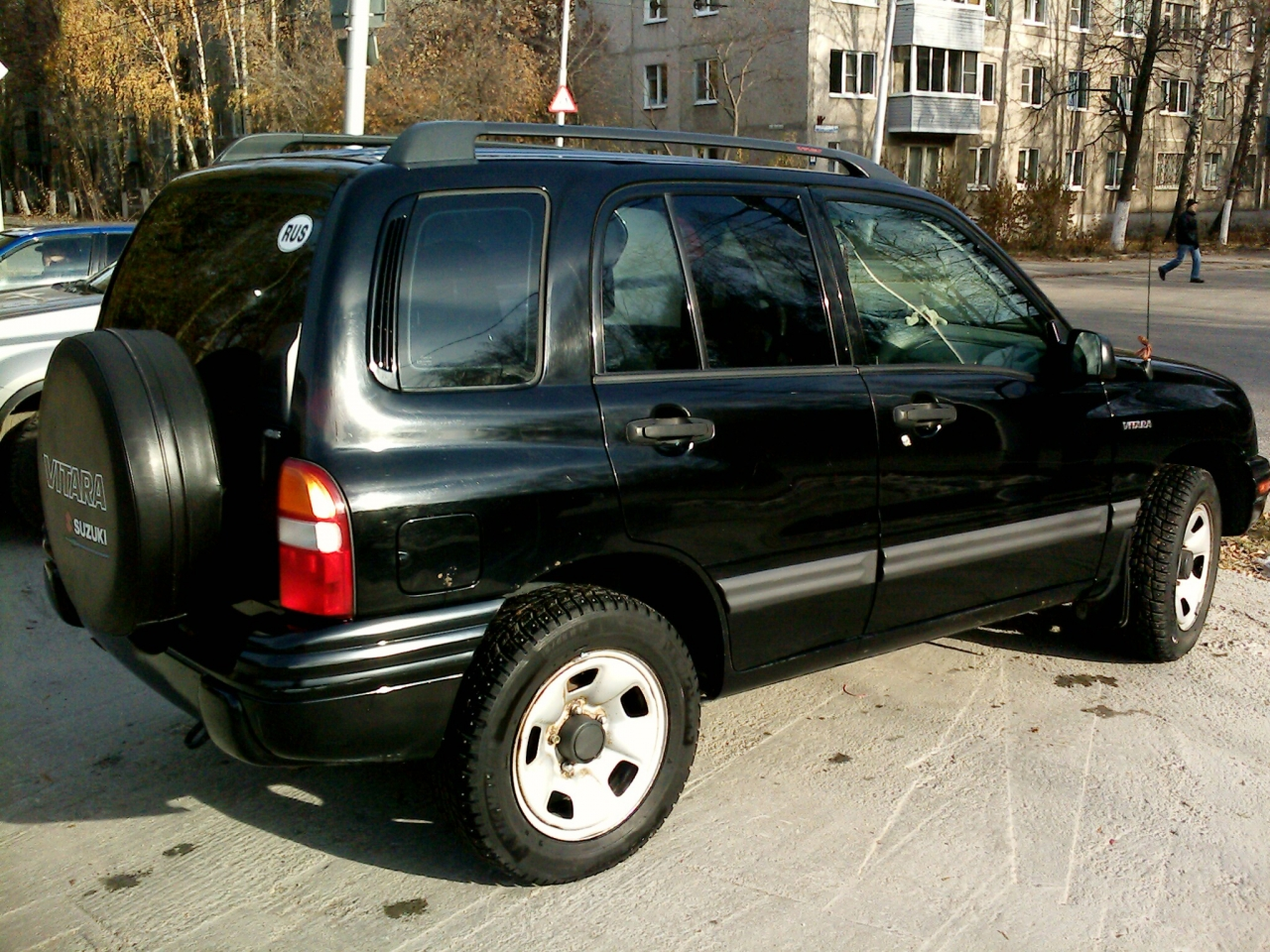 1998 Suzuki Grand Vitara Ft Gt Pictures Information
