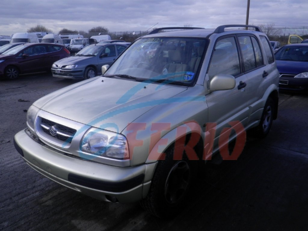 suzuki grand vitara (ft,gt) 1999 pictures