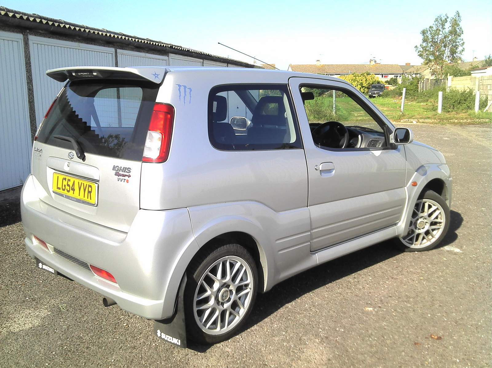 2005 suzuki ignis pictures information and specs auto. Black Bedroom Furniture Sets. Home Design Ideas