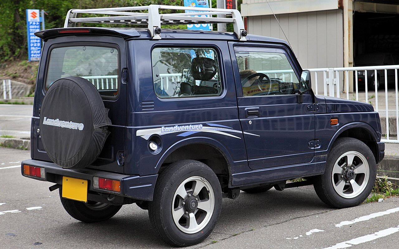 2013 Suzuki Jimny Cabrio Fj Pictures Information And
