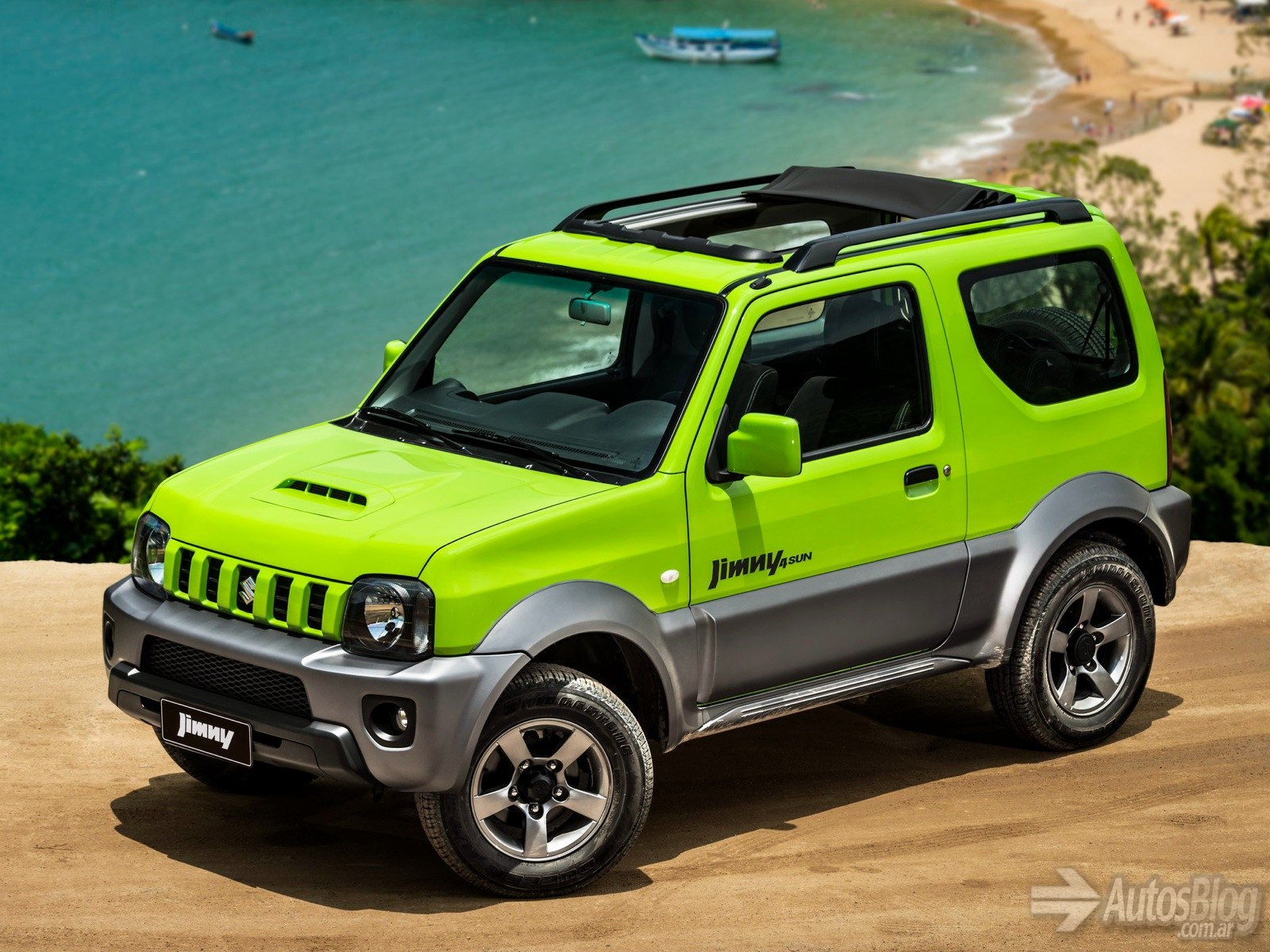 suzuki jimny pictures information and specs auto. Black Bedroom Furniture Sets. Home Design Ideas