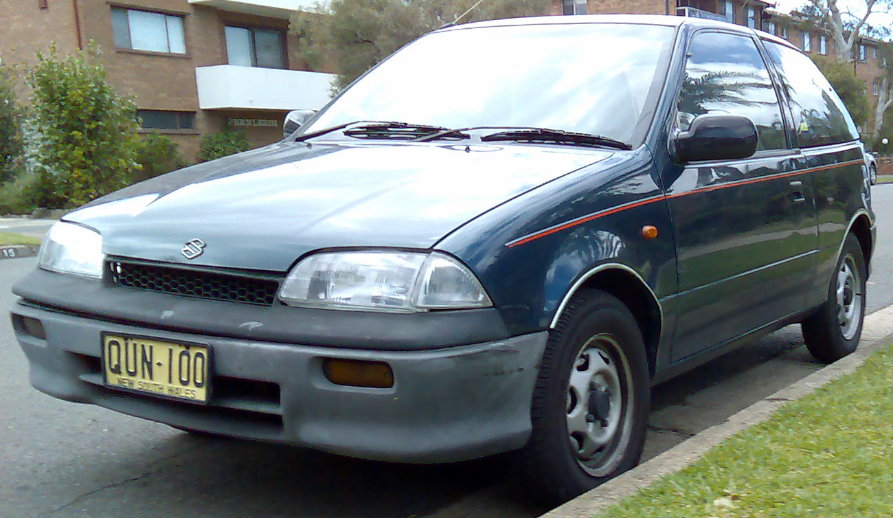 Used 1997 Suzuki Swift Pricing & Features | Edmunds
